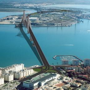 Vídeo sobre el proceso constructivo del puente La Pepa, en Cádiz