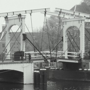 Magere Brug Puente Amsterdam 3