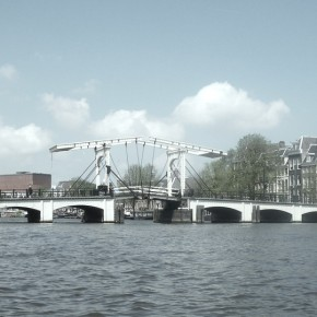 Magere Brug Puente Amsterdam 4