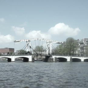 Magere Brug Puente Amsterdam 5