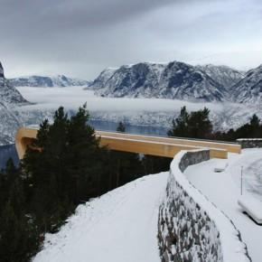 Mirador Aurland