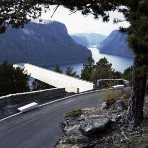 Mirador Aurland Noruega 3