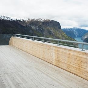 Mirador Aurland Noruega 4