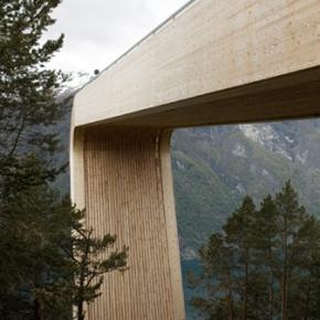 Mirador Aurland Noruega 9