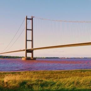 Puente Humber Reino Unido
