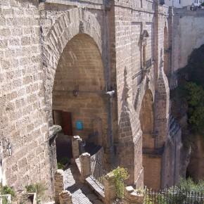 Puente de Ronda lateral