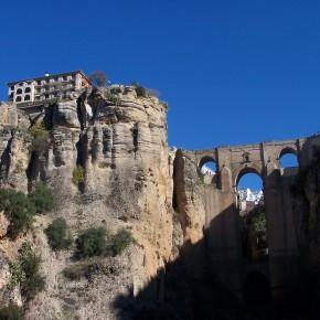 Puente de Ronda vista general