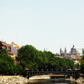Puente de la Reina Victoria Madrid