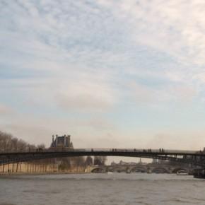 Pasarela Solferino Paris