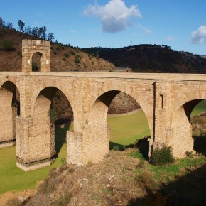 Puente Romano de Alcantara