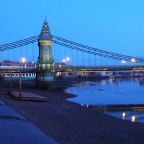 Puente de Hammersmith Londres