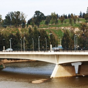 Puente de la Autonomía Badajoz