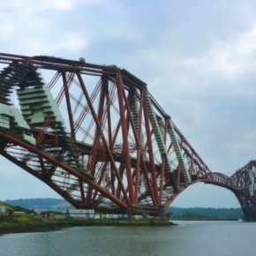 Puente ferroviario del Firth of Forth