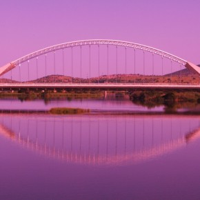 Puente Lusitania Mérida