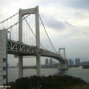 Puente Rainbow Tokio Foto: Javier Fondevila