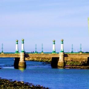 Puente de la Zurriola San Sebastián