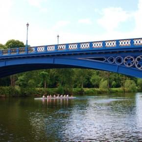 Puente de Stourport Reino Unido