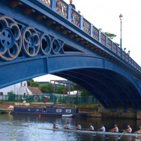 Puente de Stourport