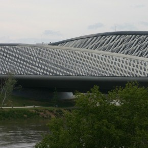 Pabellón Puente (fotografía de Thierry Lacroix)