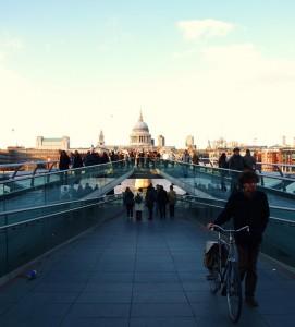 Pasarela Millennium, Londres