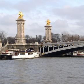 Puente Alejandro III Paris