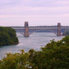 Puente Britannia Menai