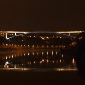 Puente Infante Dom Henrique Oporto