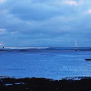 Puente Severn Colgante Reino Unido