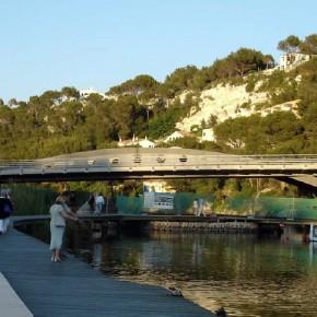 Puente de Cala Galdana