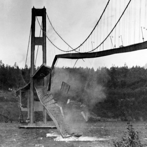 Documental sobre el desastre del puente de Tacoma