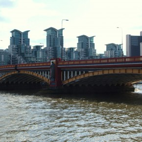 Puente Vauxhall Londres Bridge