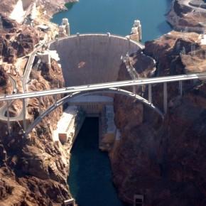 Puente de la presa Hoover
