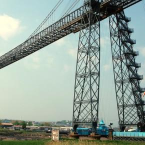 Puente transbordador de Newport