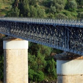 Puente Portas de Rodao