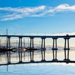 Puente de Coronado (Coronado, EEUU)