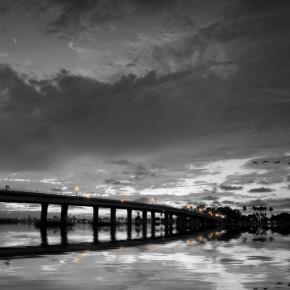 Puente de Bay Drive (Mission, EEUU)