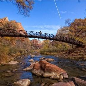 Puente de Zion (Oak Creel, EEUU)