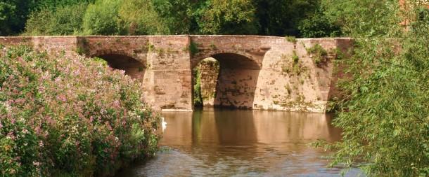 Puente de Powick (Powick, Reino Unido)