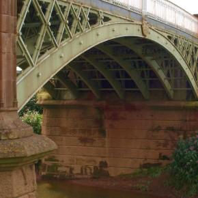 Puente nuevo de Powick