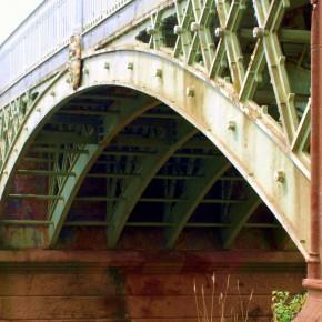 Puente nuevo de Powick (Powick, Reino Unido)