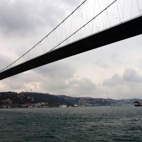 Puente del Bósforo (Estambul, Turquía)
