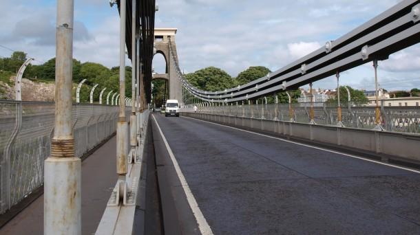 Puente de Clifton (Saltash, Reino Unido)