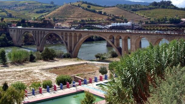 Puente de Regua (Regua, Portugal)