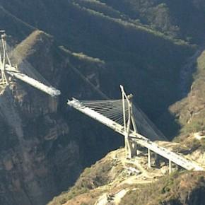 Vídeo sobre el puente Baluarte de México