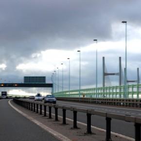 Segundo puente del Severn (Reino Unido)