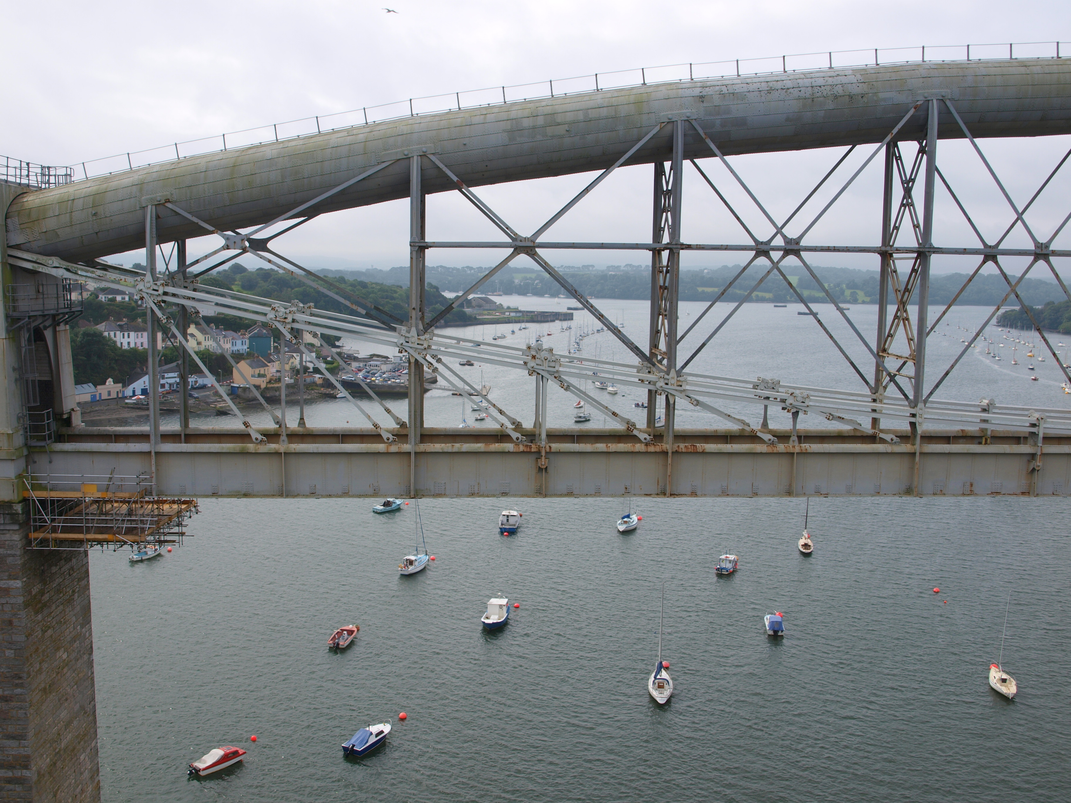 Puente Royal Albert Bridge (Saltash, Reino Unido)