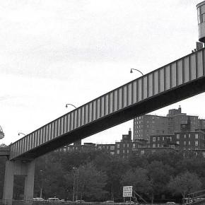 Puente de Wards Island (fotografía: Diane Woorland)