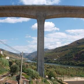 Puente Miguel Torga (Regua, Portugal)