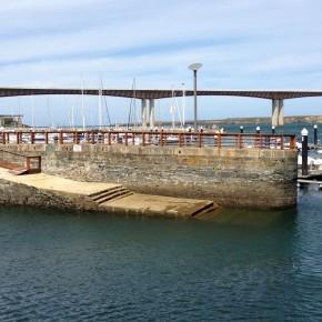 Puente de los Santos Eo 1