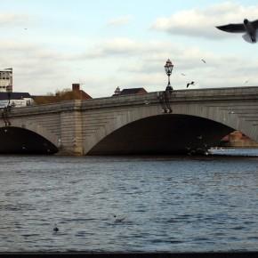 Puente de Putney (Londres, Reino Unido)